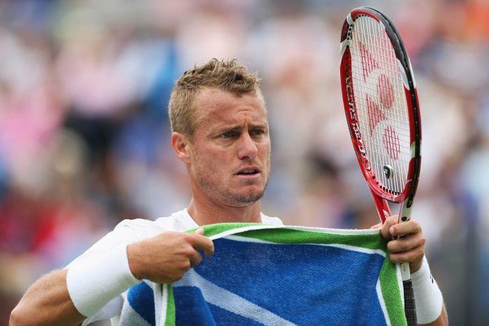 Lleyton Hewitt Loses