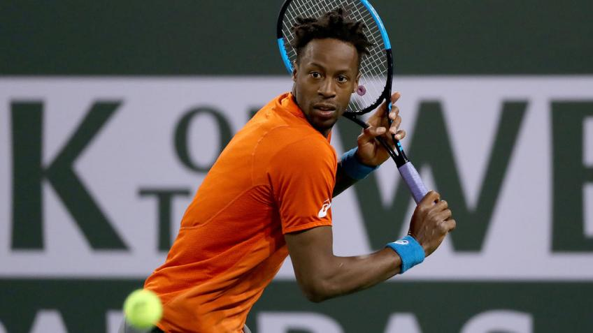Monfils Withdraws