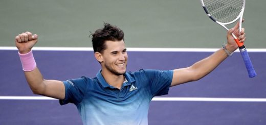 Thiem Wins Indian Wells